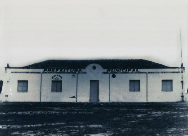 Sede da prefeitura gonçalvina na década de 1960