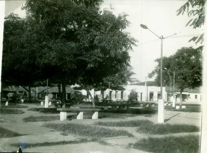 Praça Miguel Bahury Gonçalves Dias, MA.