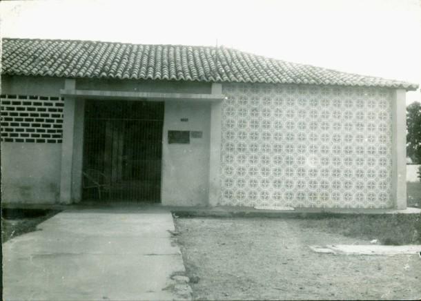 Unidade Integrada Presidente Castelo Branco, a escola mais antiga da cidade.